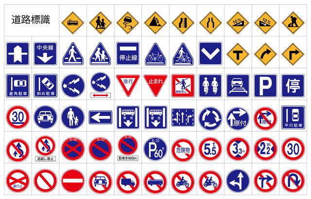交通標識集